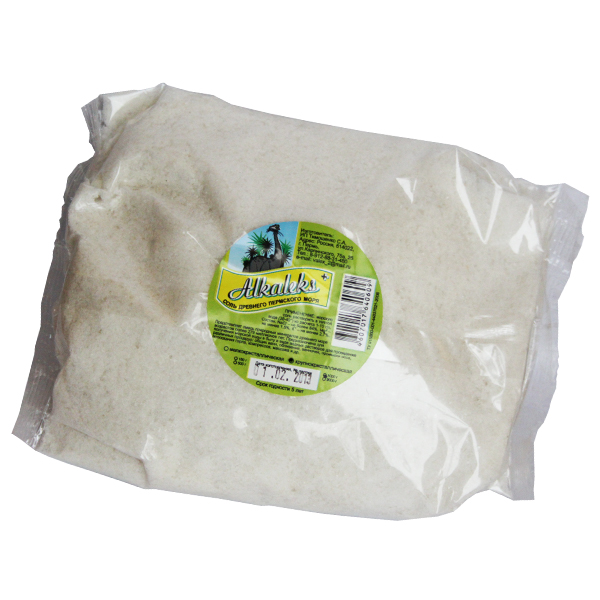 Морская соль Alkaleks м/к 1000 г. пакет